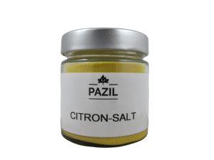 Pazil Citron salt