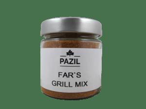 Pazil Fars grill mix krydderi