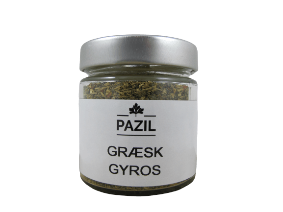 Pazil Græsk gyros