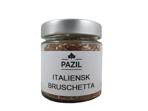 Pazil Italiensk bruschetta