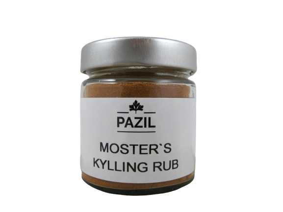 Pazil mosters kylling rub