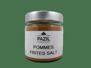 Pazil pommes frites salt