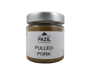 Pazil Pulled port krydderi