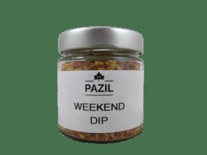 Pazil Weekend dip