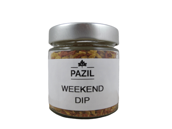 Pazil Weekend dip