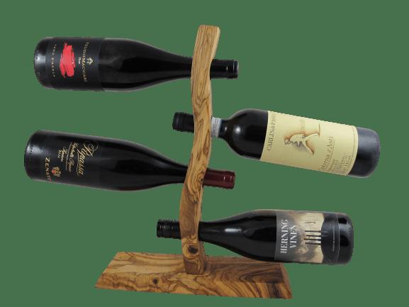 vinholder til 4 vine i oliventræ