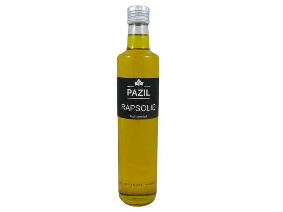 Koldpresset Rapsolie 1