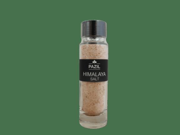 Krydderiflaske med Himalaya salt og strø låg 1