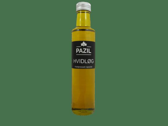 Koldpresset Rapsolie med Hvidløg 1