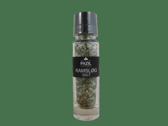 Krydderikværn med Ramsløg salt 1